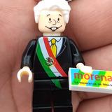 Amlo Andrés Manuel López Obrador Compatible Con Lego