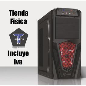 Case Con Fuente 500 W Atx 3.0 Usb Audio Frontal Cpu Nuevo
