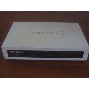 Switch 8 Puertos Tp- Link