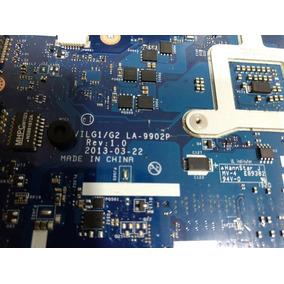 Defeito Placa Mãe Lenovo Ideapad G400s La-9902p