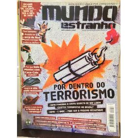 Revista Mundo Estranho Edição 57 - Nov/2006