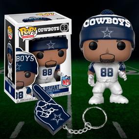 Funko Pop Nfl Dez Bryant + Chaveiro Dallas Cowboys