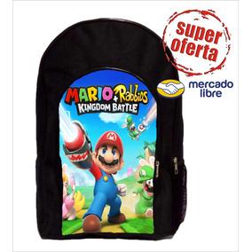 Mochila De Super Mario Bros Reforzada Bendy Roblox Fnaf Bts