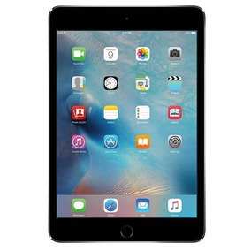 Apple Ipad Mini 4 A1538 128gb Wi-fi Tela Retina 7,9 8mp/1,2
