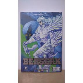 Berserk Vol. 21 Panini Edição De Luxo