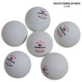 7e85c2fee0 Pelotas Tenis De Mesa Ping Pong Bolas X6 Envio Gratis 3estre