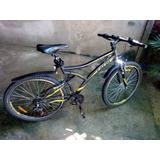 Bicicleta Caloi Andes Aro 26 Com 21 Marchas