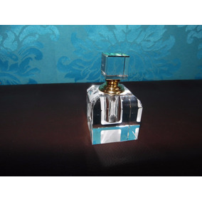 Perfumeiro Cristal Transparente