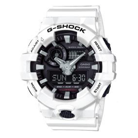 Relógio G Shock Branco Ga-700 12x Sem Juros Promoção