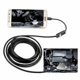 Sonda Câmera Inspeção Boroscopio Celular Android Usb 1.5m