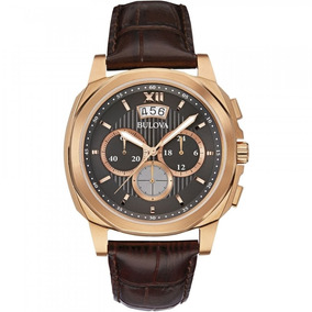 ebef5c06665 Relógio Bulova 97b136 Original - Relógios De Pulso no Mercado Livre ...