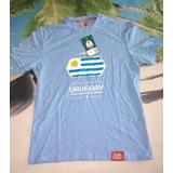 Remera, Camiseta Uruguay Mundial Rusia 2018