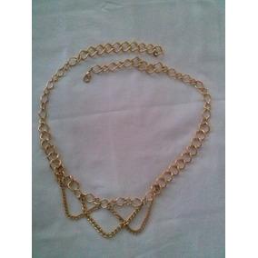 Cinturon Dorado - Cinturones para Mujer en Mercado Libre Uruguay 57a33beafefd