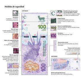 Nuevo Billete 100 Pesos Taruca Sin Circular + Monedas 2 Y 10