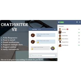Chatigniter Live Chat App Premium