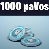 1000 Pavos De Fornite Temporada 9 Para Cualquier Plataforma