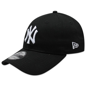 Gorra New Era 920 Mlb Yankees Others White Negro Unitalla