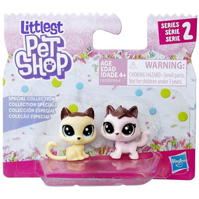 Little Pet Shop Pack X 2 Serie 2 (e0399)