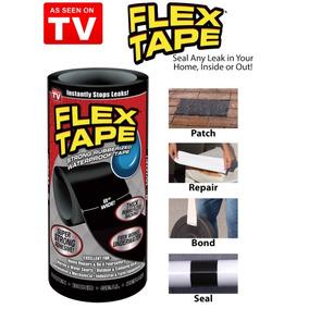 Cinta Super Fuerte Flextape Gigante 30 Flex Tape 10x12