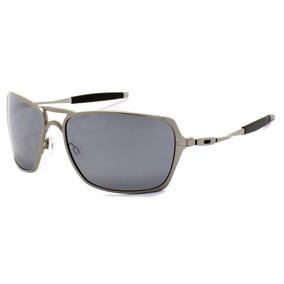 83a98a463cc2b Óculos Oakley Inmate Polarizado Dourado Com Lentes Marrom - Óculos ...