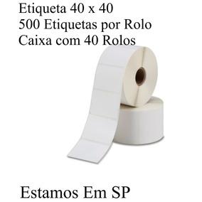 5e6bb2454 Bobina De Etiquetas Para Balança Prix 4 Uno - Informática no Mercado ...