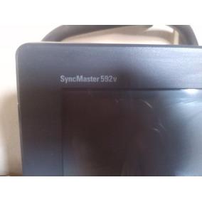Monitor Samsung Syncmaster 592v Crt Para Reparar