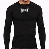 Frete Gratis Camisa Compressão Mma Muay Thai Jiu Ufc Tapout