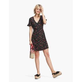 Vestido Stradivariusç - Vestidos de Mujer en Mercado Libre México 1277b0b7bb5e