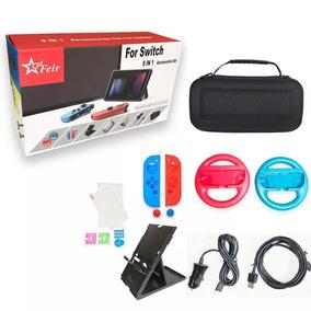Jogo Kit For Nintendo Switch - 9 In 1