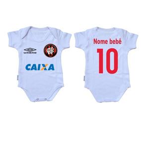0a91818baa Tip Top Atletico Paranaense Bebe - Bebês no Mercado Livre Brasil