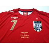 Camisa Seleção Inglaterra Manga Longa no Mercado Livre Brasil f527c04026411