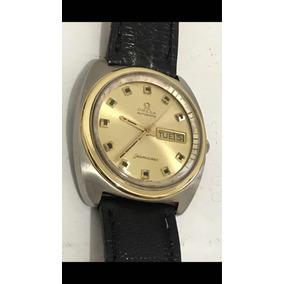 57677d2366a Relogio Omega Seamaster Automatico Ouro - Relógios Antigos e de ...