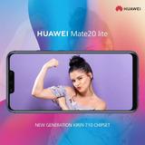 Huawei Mate 20 Lite + Mica Y Estuche - P30 Lite - P20 Lite