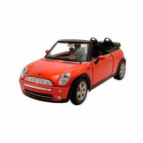 Auto Maisto 1:24 2004 Mini Cooper Cabrio Pc