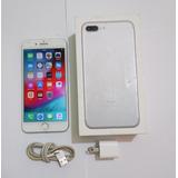 Iphone 7 Plus, 128gb, A1784, Silver, Estetica 9, Libre, Caja