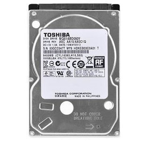 Hd 500gb Notebook Toshiba 2.5 9mm Sata, Novo 5400rpm