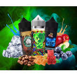 Pack 2 Liquidos Eliquid Juice Premium Teds House De 60ml