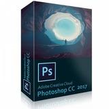 Adobe Photoshop Cc 2017 + Vídeo Guía De Instalación.