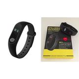 Pulseira Inteligente Smartband M2 Monitor Cardíaco Relógio
