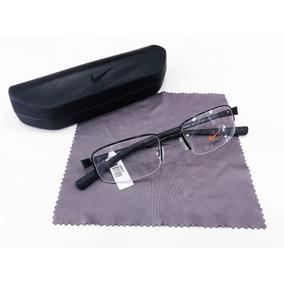 Óculos Armações Nike Preto no Mercado Livre Brasil 3be7ca953b