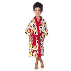 d5b5df614 Roupao Infantil Super Homem - Acessórios para Banheiros no Mercado ...