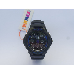 Relógio Masculino Esportivo Skmei Original A Prova D´água