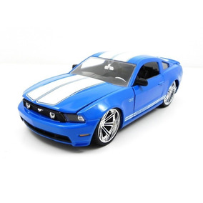 Bigtime Muscle - 2010 Ford Mustang Gt - 1:24 Jada - 96868
