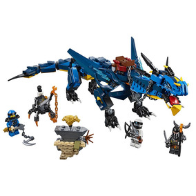 Lego Ninjago - Dragão De Tempestade