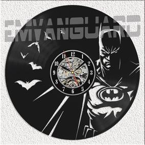 Reloj Infantil Batman - Decoración para el Hogar en Mercado Libre ... d68c22d061d