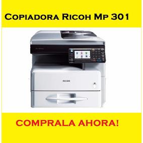 Ricoh Aficio MP 301SPF Printer PS Driver Download