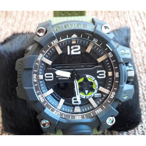 1c30504fe53 Relógio Masculino Gshock Esportivo Grande Militar Promoção