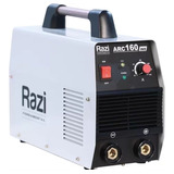 Máquina Inversora Solda Arc160 Bivolt Rzms09010 - Razi