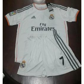 Ronaldo Real Madrid Medias Short Camiseta - Camisetas en Mercado ... 99bdfc39595cf