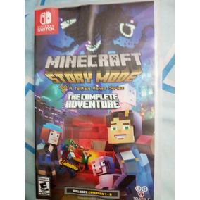 Juegos Para Nintendo Switch Usados Minecraft Usado En Mercado Libre